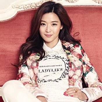 韓都衣舍正式簽約韓國女星全智賢為代言人